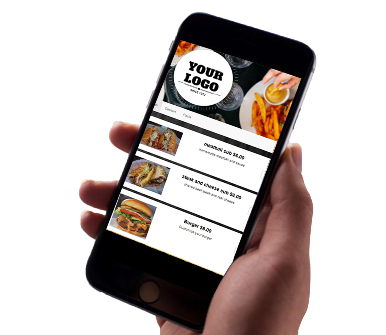 Takeout Button® ordering technology